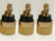 Lot Of 3 New-mgm Grand For Her 1.7 Oz -discontinued Made In Italy No Box