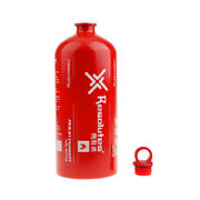 Liquid Fuel Storage Bottle Outdoor Camping Stove Gas Oil Container 1500ml