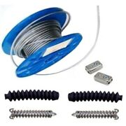 Drum Steering Tiller Cable Cable Set