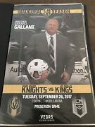 Nhl Vegas Golden Knights Complete Regular And Pre Season Poster Set 44 Posters