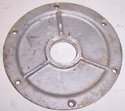 Triumph Engine Transmission Cover Trapdoor Back Plate Cover 500 Or 650 Unit