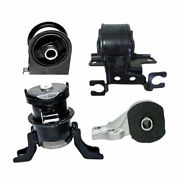4pc Engine And Transmission Mount For 2005 - 2011 Ford Escape 2.3l 2.5l 3.0l