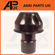 Air Pre Cleaner Cap Hat Filter For Ford New Holland 4100 4600 5600 Tractor Inlet