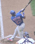 Jason Heyward Chicago Cubs Original Action Pic J-hey Var Sizes And Options 2018