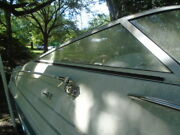 Glastron Gs229 Boat Starboard Side Windshield This Single Piece Only