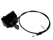 1new Genuine Oem Ford 2009-2014 F-150 Hood-latch Lock Release Cable Al3z16916a