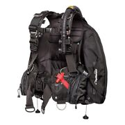 Zeagle Ranger Durable Ltd Scuba Diving Bc Xl Bcd W/ Rip Cord System Extra Large