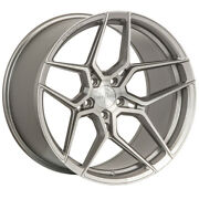 20 Rohana Rfx11 Titanium Forged Concave Wheels Rims Fits Ford Mustang Gt Gt500
