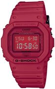 Casio Watch G-shock G Shock 35th Anniversary Red Out Dw-5635c-4jr Menand039s