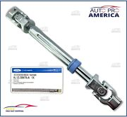 1 New Oem Ford F150 Expedition Navigator Lower Steering Column Shaft And U Joint