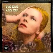 David Bowie Hunky Dory [current Pressing] 180g Lp Vinyl Record Album New Sealed
