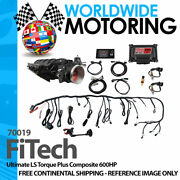 Ultimate Ls Torque Plus Composite 600hp 70019 By Fitech