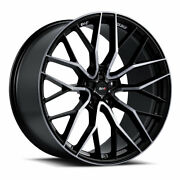 22 Savini Sv-f2 Tinted Concave Forged Wheels Rims Fits Bmw M6 Gran Coupe