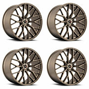 20 Savini Sv-f2 Forged Concave Wheels Rims Fits Cadillac Cts V Coupe