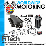 Ultimate Ls1/ls2/ls6 500hp + G-surge Tank Master Kit 73001 By Fitech