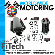 Ultimate Ls1/ls2/ls6 750hp W/ Transcontrol +g-surge Tank Master 73004 By Fitech