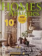 Homes And Antiques Uk Issue 298 Scandals Rocked The Antique World Free Shipping