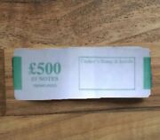 New Notes Andpound5 Money Bands Uk Money Straps Select Quantity 100 Satisfaction