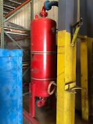 Zander Air Holding Tank 150 Psi @ 500 Degrees And Filter