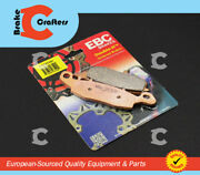 For 2005 - 2010 Suzuki Vl1500 Boulevard C90 - Front Right Ebc Rated Brake Pads