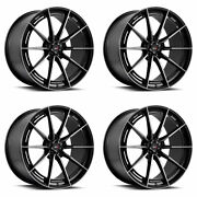 20 Savini Sv-f1 Tinted Forged Concave Wheels Rims Fits Cadillac Cts V Coupe