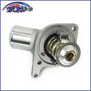 New Thermostat And Housing For Chevy Gmc Cadillac Pontiac Hummer V8 4.8l 5.3l 6.0l