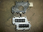Chrysler Force Outboard 55hp Reed Valves Intake Manifold Throttle