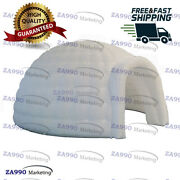 20ft Diameter Inflatable Igloo Dome Led Light Party Tent With Air Blower