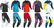 Fly Racing F-16 Kids Youth Jersey And Pant Riding Gear Combo Set Mx Atv Dirt