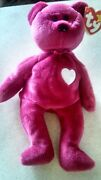 Ty Beanie Babie Valentina 1998 Retired Mint Condition Ask A Question
