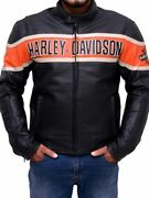 Hardly Davidson Genuine Leather Bicker 100 Real Leather