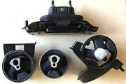 4pc Motor And Trans Mount 2011-2017 Dodge Grand Caravan 3.6l Fast Free Shipping