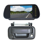 Vardsafe   7 Replacement Mirror Monitor + Backup Camera For Ford F150 2005-2014