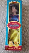 Disney's Princess Collection Snow White Porcelain Doll For Collectors