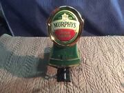 Murphyand039s Irish Amber Draught Tower/engine With Beer Line And Drip Tray