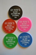 Food Stamp Tokens Set 5 Ky-ronand039s Thermal Ca