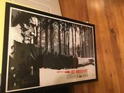 Custome Framed And Matted Poster Of Last House On The Left By Jock