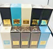 Tom Ford Edp Amber Absolute, Musk Pure, Vanille Fatale, Tuscan Leather Choose