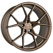 20 Stance Sf07 Forged Bronze Concave Wheels Rims Fits Infinti G35 Sedan