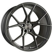 20 Stance Sf07 Forged Gunmetal Concave Wheels Rims Fits Mercedes W220 S430 S500