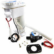 Jabsco 29200-0120 Toilet Conversion Kit For Manual To Electric 12 Volt Xylem