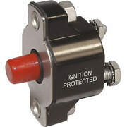 Blue Sea Systems 40 Amp Push Button Thermal Circuit Breaker 2141