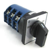 Westerbeke 32010 Ship To Shore Switch Gen/off/shore 100 Amp Aftermarket