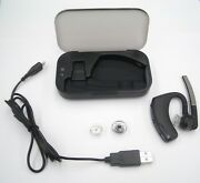 Plantronics 89880-01 Voyager Legend Mobile Bluetooth Headset With Charging Case