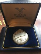 Vintage 1940 Waltham Premier Colonial 14 K Solid Gold Pocket Watch With Box
