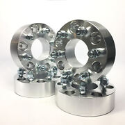 4x 2 Wheel Adapters Spacers 6x5.5 To 6x5 6x139.7 To 6x127 ¦ 12x1.5 Fits Chevy