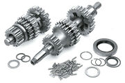 Complete 2.60 Close Ratio Gear Set For 1936 - 1964 Harley 4 Speed Transmission
