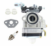 Tanaka Ted-262 Ted-262dh Portable Gas Drill Carburetor Carb Part 6690456