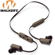 New Walkers Game Ear Electronic Rope Ear Buds Hearing Protection Enhancement