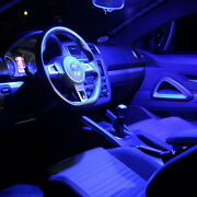Mercedes Benz C-klasse W205 Interior Lights Package Kit 7 Led Blue 16.21